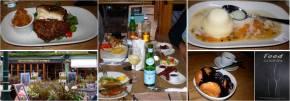 All Bar One Food