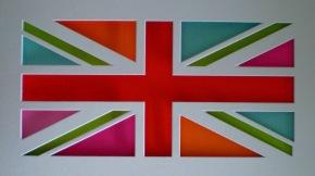 Coloured Union Jack