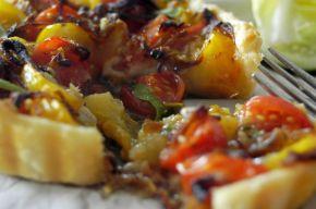 Goats Cheese & Tomato Tartelettes 05