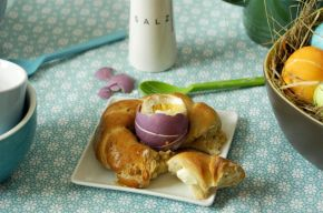 Easter Herb Nests 06