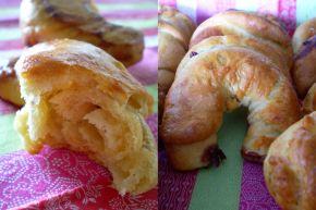 Jam Filled Yeast Croissant 03