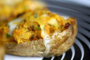 Pumpkin Potato Skins 03