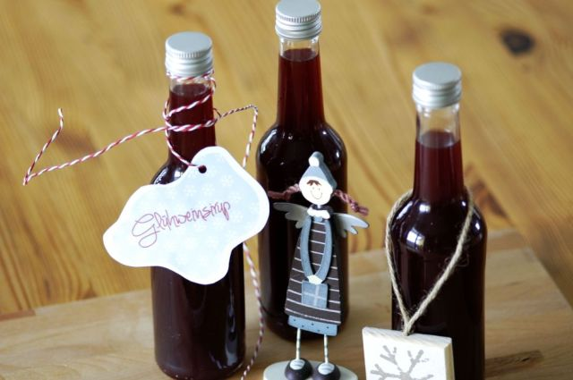 Mulled Wine Syrup 01