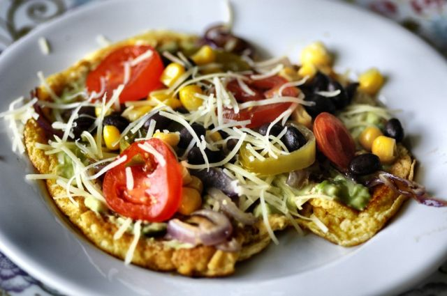Mexican Omelette 01