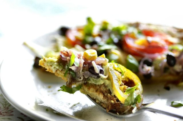 Mexican Omelette 05