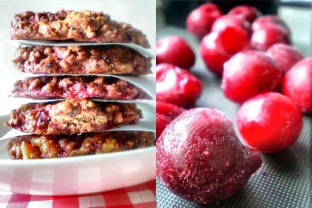 Cherry Walnut Cookies 02