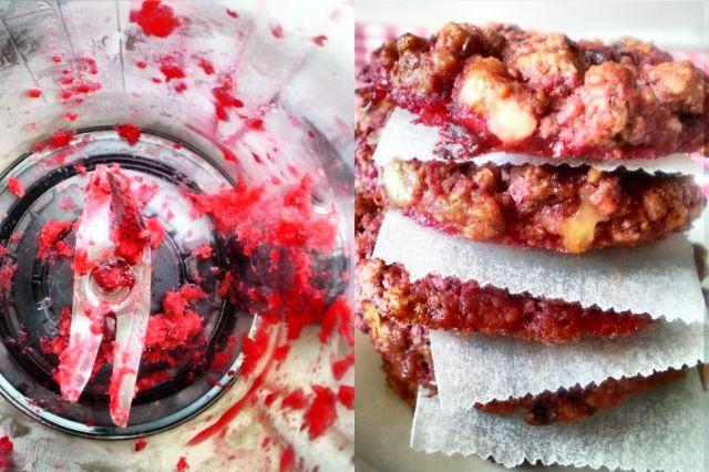 Cherry Walnut Cookies 03