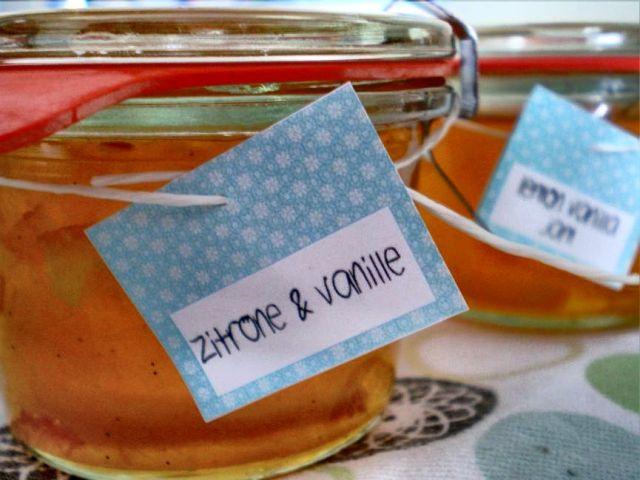 Lemon Vanilla Marmalade 01