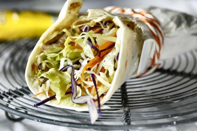 Salad Wrap 03