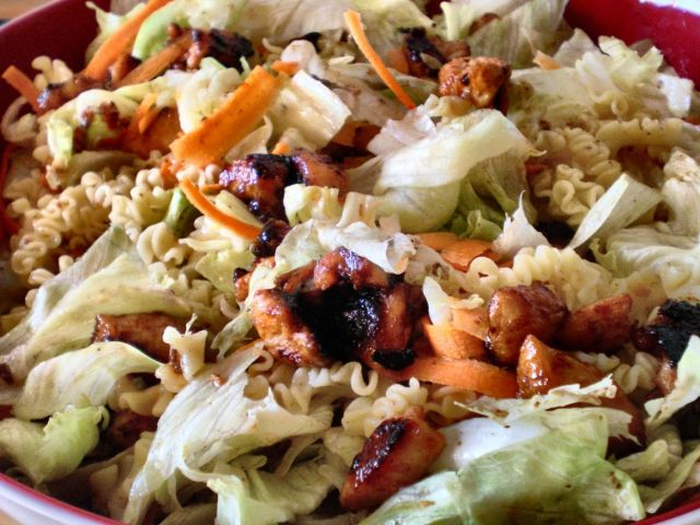 Thai Style Salad 01