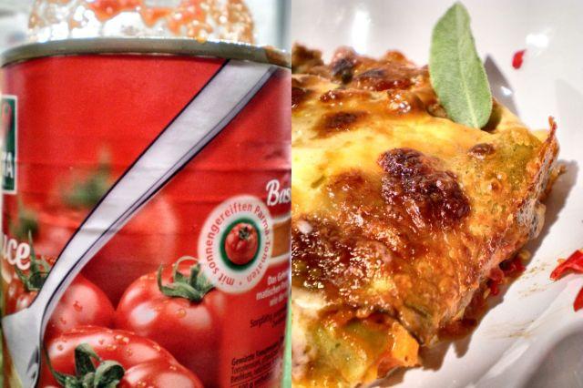 Vegetable Lasagne 02