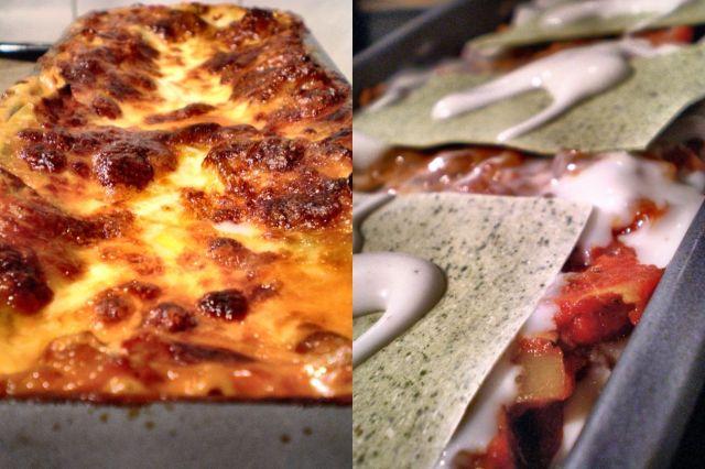 Vegetable Lasagne 03