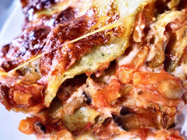 Vegetable Lasagne 05