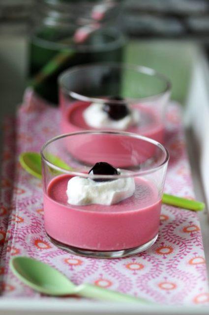 Amarena Cherry Panna Cotta 02