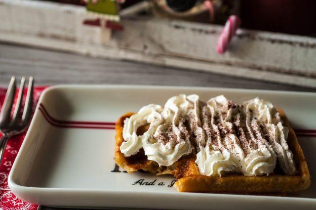 Apple + Cardamom Waffles 03