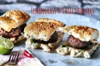 Lemongrass & Chilli Burgers