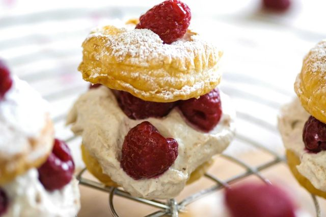 Puff Pastry Delight 01