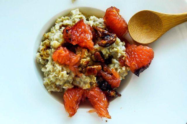 Spiced Winter Porridge 01