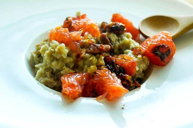 Spiced Winter Porridge 02