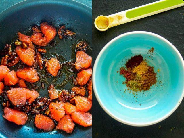 Spiced Winter Porridge 03