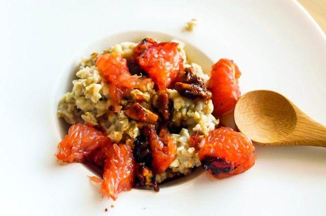 Spiced Winter Porridge 04