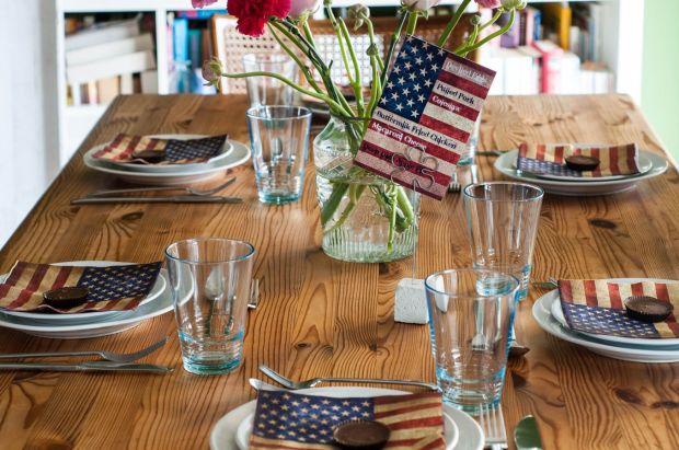 American Dinner 01