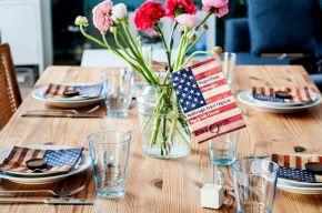 American Dinner 08