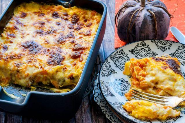 Pumpkin Lasagne 05