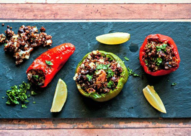 Quinoa Stuffed Peppers 02