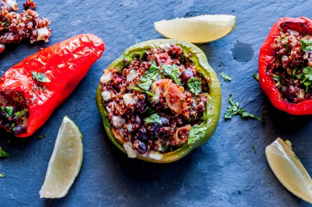 Quinoa Stuffed Peppers 03