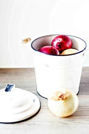DFN - Living - Onion Pot