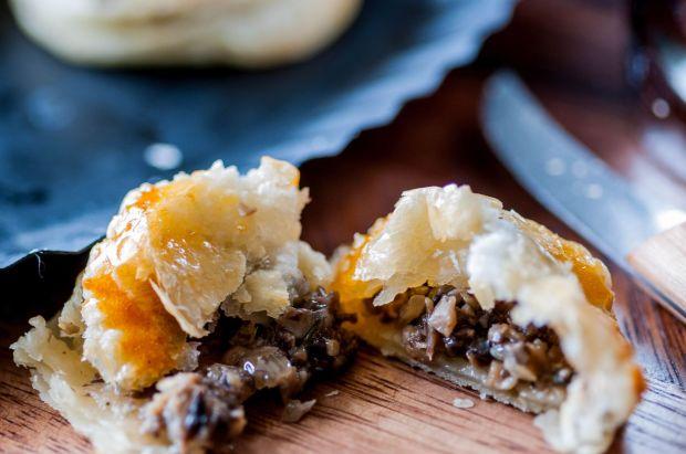 Mushroom Puff Pastries 03