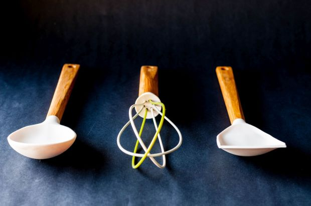 DFN - Living - Bamboo Utensils