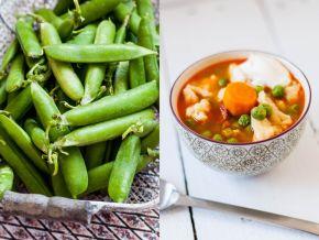 Diptych - Peas