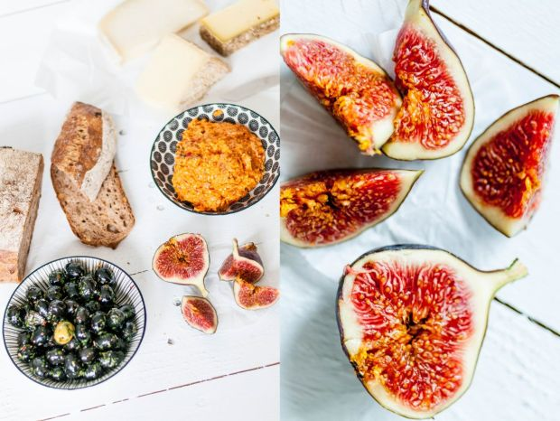 Diptych - Figs