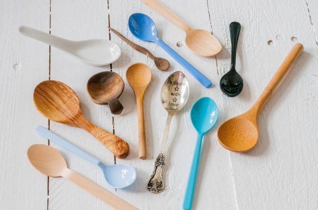 Living - Props - Spoons