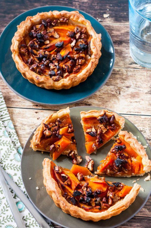 Pumpkin Pecan Tartlets 03