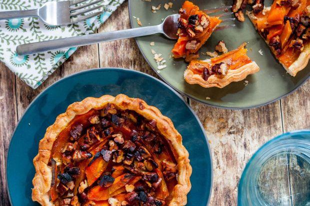 Pumpkin Pecan Tartlets 04