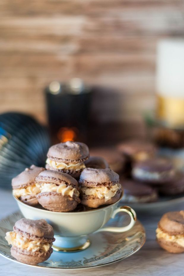 Baked Apple Macarons 03
