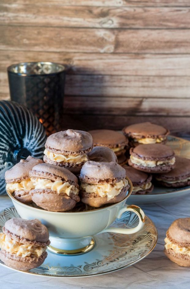 Baked Apple Macarons 04