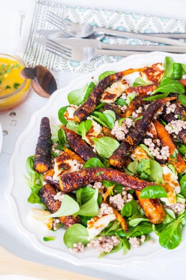 Violet Carrot Salad 01