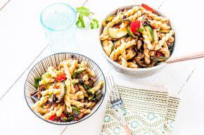 Grilled Veg Salad 01