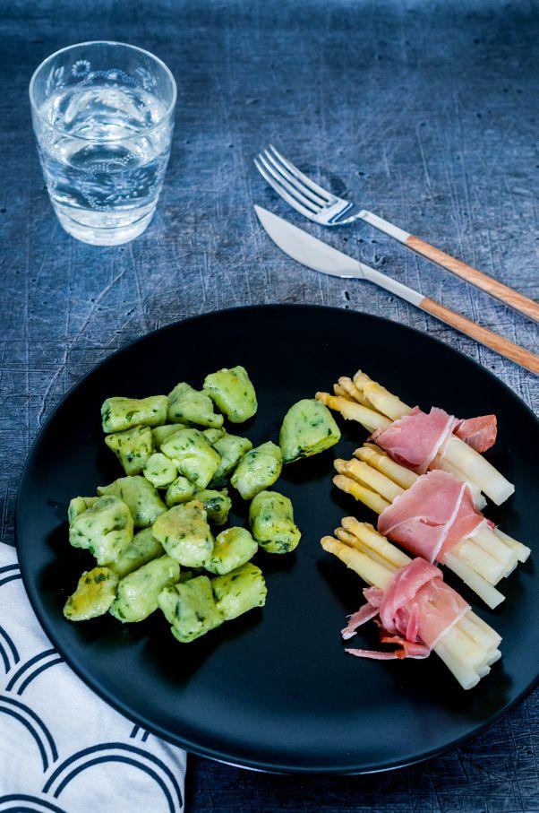 Wild Garlic Gnocchi 01
