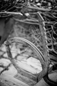 Gadget to bundle brushwood